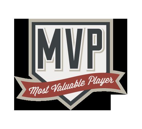 Pennant Wars MVP Badge