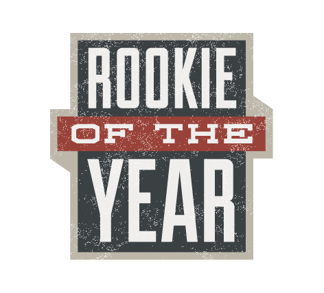 Pennant Wars Rookie of the Year Badge